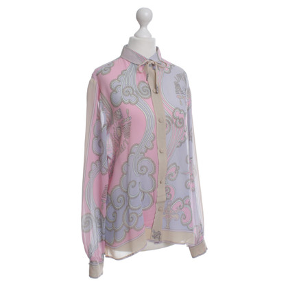 Emilio Pucci Blouse in shades of pastel