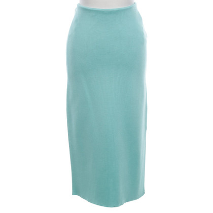 Ralph Lauren Teal silk skirt