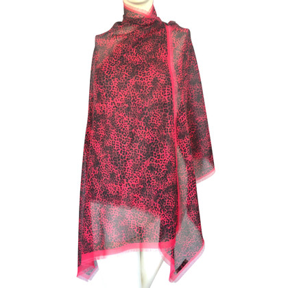 Burberry Scarf in silk chiffon