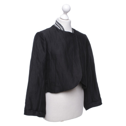 Dorothee Schumacher Short jacket in black