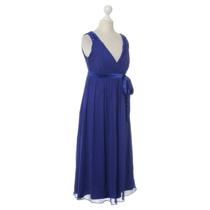 Hobbs Evening dress in blue