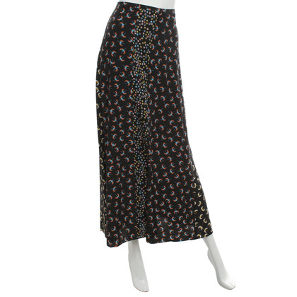 Dorothee Schumacher Maxi skirt with pattern