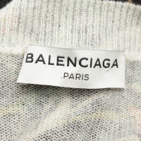 Balenciaga top with floral pattern