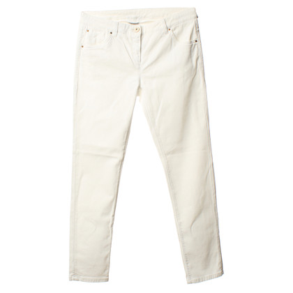 Brunello Cucinelli Jeans in wit