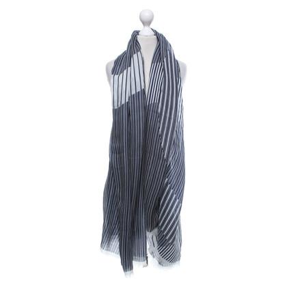 Chanel Grande sciarpa in cashmere