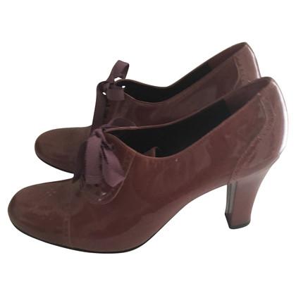 Bally Schoenen in roze verf