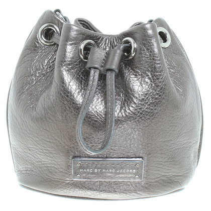 Marc by Marc Jacobs Borsa a tracolla in argento