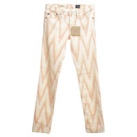 Adriano Goldschmied Jeans with pattern
