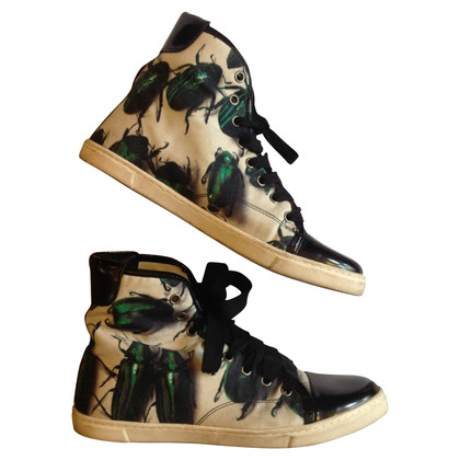 Lanvin Sneakers aus Canvas