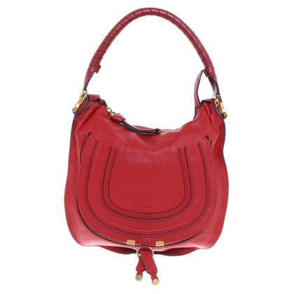 "Chloé ""Marcie Bag"" in Rot"