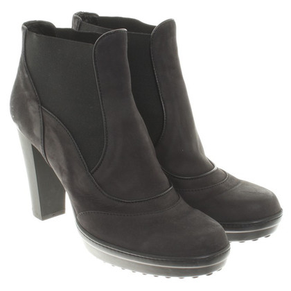 Tod's Ankle boots in anthracite