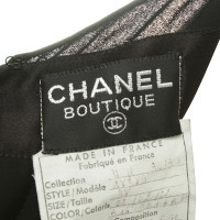 Chanel Silk top in black