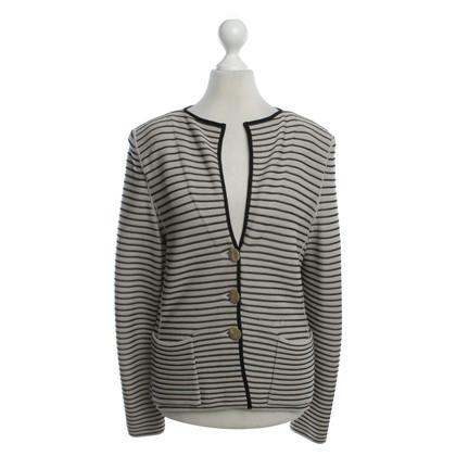 Armani Collezioni giacca a righe