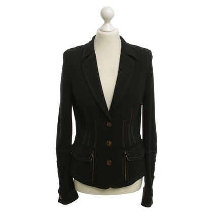 Ferre Sporty blazer with decorative seams