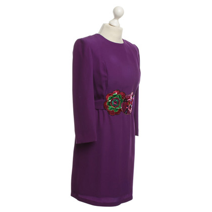 Christian Dior Vintage Dress in Purple