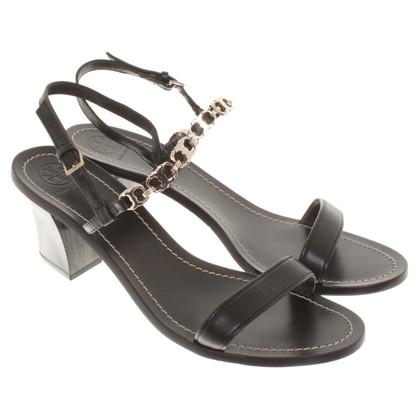 Tory Burch Sandals in zwart