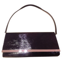 Louis Vuitton clutch from Epi Electric leather