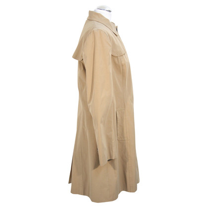 Hobbs Coat in beige
