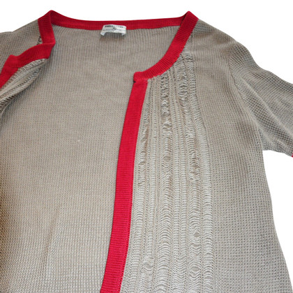 Philosophy di Alberta Ferretti Short-sleeved cardigan
