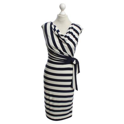 Ralph Lauren Kleid in Wickel-Optilk