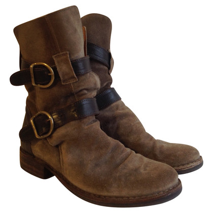 Fiorentini & Baker Boots in Bicolor