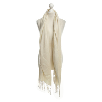Other Designer Scarf in Beige