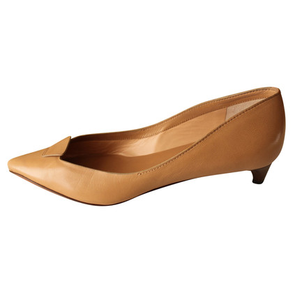 Costume National Heels beige leather