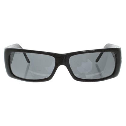 Prada Zonnebril in zwart