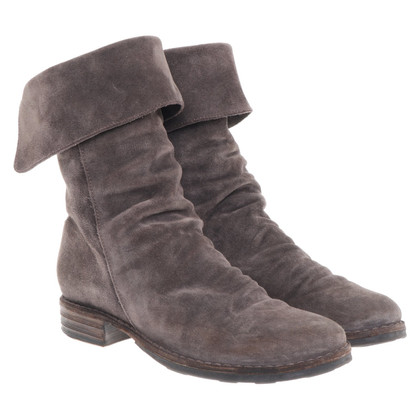 Fiorentini & Baker Enkellaarzen in used-look