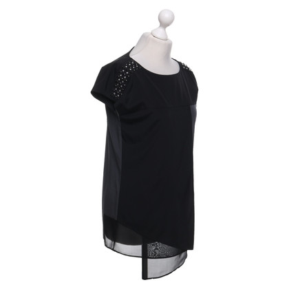Laurèl T-Shirt in Schwarz