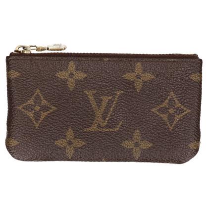 Louis Vuitton Caso chiave da Monogram Canvas