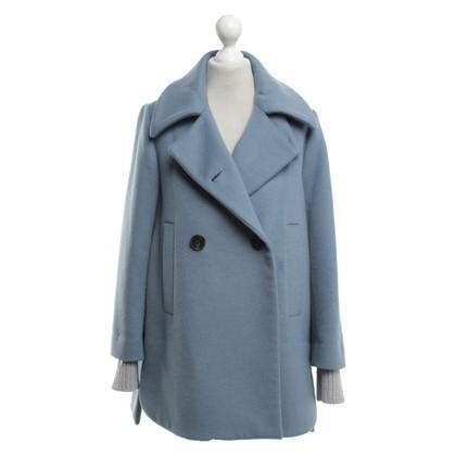 Dorothee Schumacher Jacket in dove blue