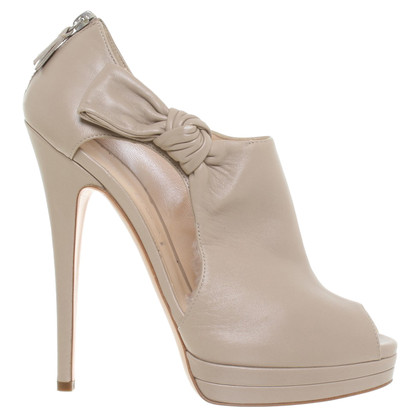 Casadei Peeptoes in beige