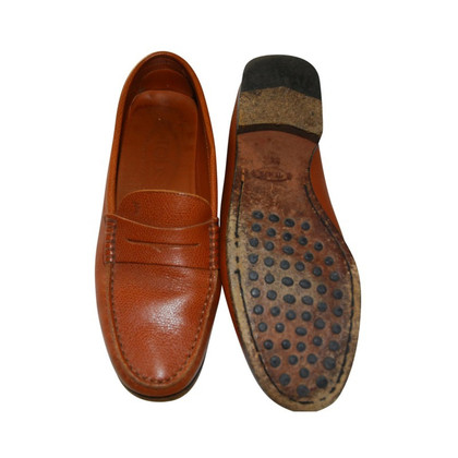 Tod's Slipper in Cognac