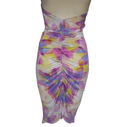 Just Cavalli Robe de plage en multicolore