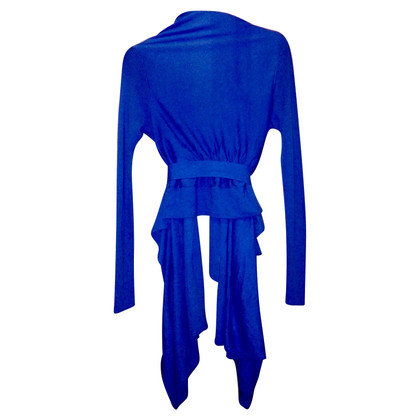 BCBG Max Azria Cardigan in Royal Blue