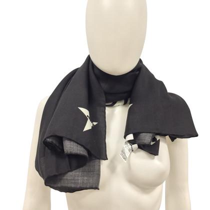 Givenchy Sjaal met logo