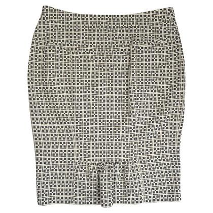 Diane von Furstenberg Skirt with Ruffles