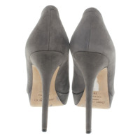 Jimmy Choo Suede pumps gray