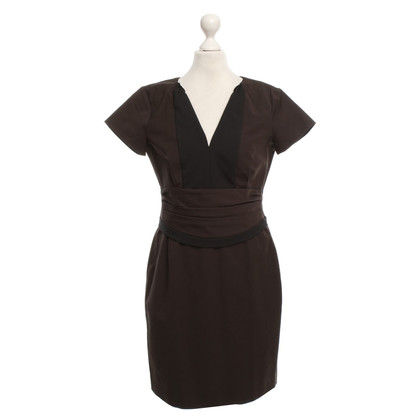 Schumacher Dress in brown / black