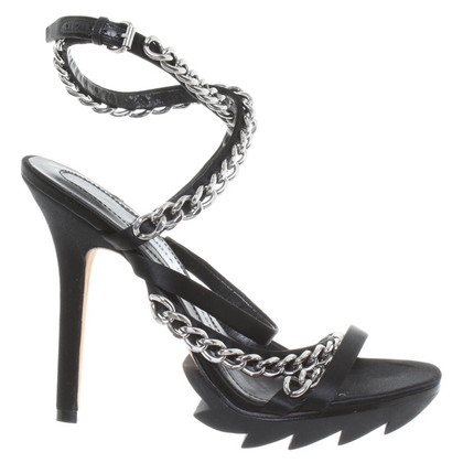 Camilla Skovgaard Sandals with chain elements