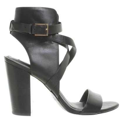 Rachel Zoe Sandals in black