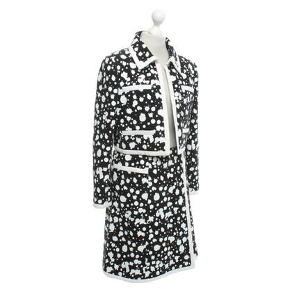Chanel Costume in bianco e nero