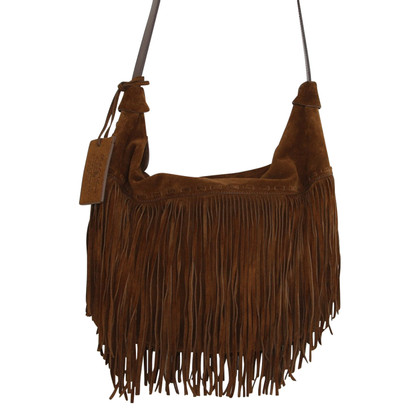 Ralph Lauren Hand bag with fringes