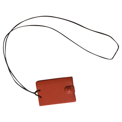 Hermès Notebook with chain