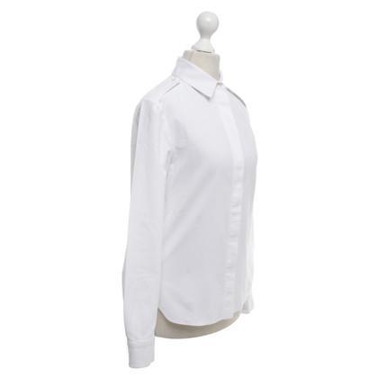 Stella McCartney Waffle piqué shirt blouse