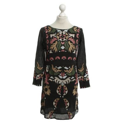 Antik Batik Dress in black
