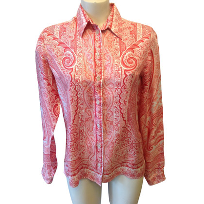 Etro Blouse with pattern