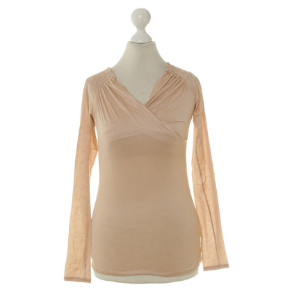 Gucci top in nude