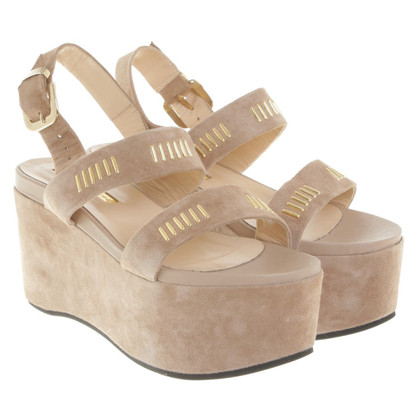 Other Designer Atos Lombardini - Sandals in beige